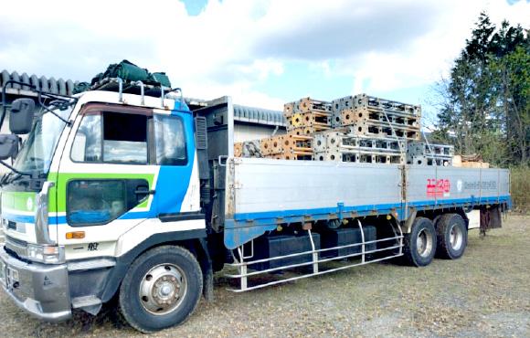 貨物運送・産業廃棄物の収集・運搬のことならユニック広島